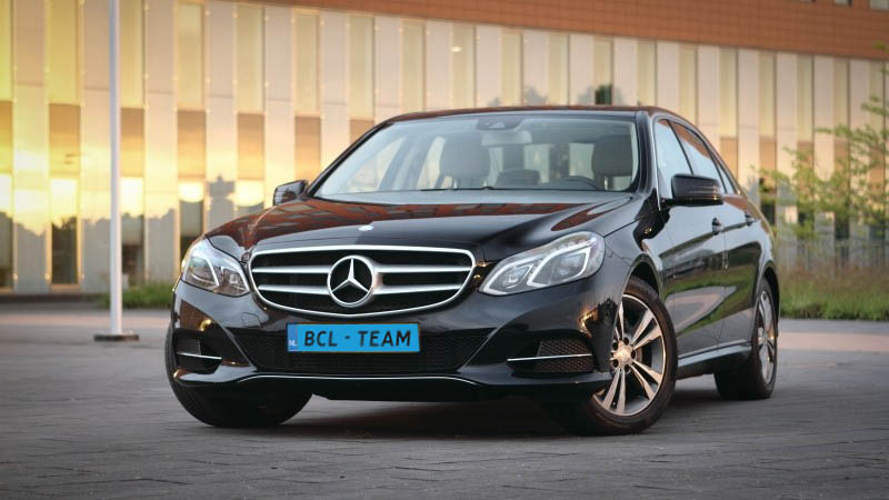 Mercedes E- Klasse - BUSINESS CLASS